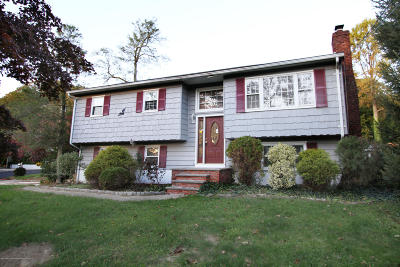 Atlantic Highlands, Highlands Single Family Home For Sale: 41 Valley Drive