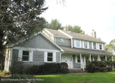 Middletown Single Family Home Under Contract: 32 Brandywine Way