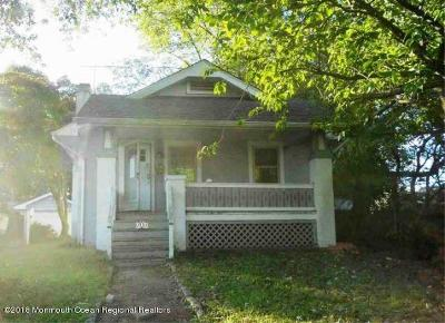 Neptune City Single Family Home Under Contract: 707 Highway 35