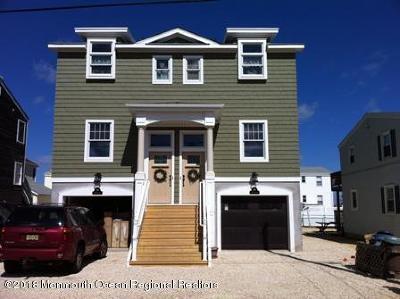Long Beach Twp Multi Family Home For Sale: 16 W Harrington Avenue #East