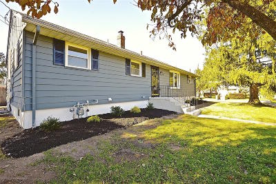 Neptune City, Neptune Township Single Family Home Under Contract: 2100 Greenwood Avenue