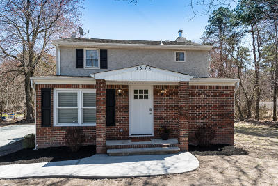 Single Family Home For Sale: 2978 Shafto Road