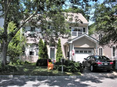 Belmar Single Family Home Under Contract: 2063 Benjamin Circle