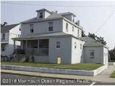 Long Branch Multi Family Home For Sale: 349 Willow Avenue