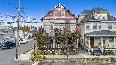 Ocean Grove Single Family Home Under Contract: 137 Heck Avenue