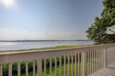 Neptune City, Neptune Township Condo/Townhouse Under Contract: 103 Spinnaker Way