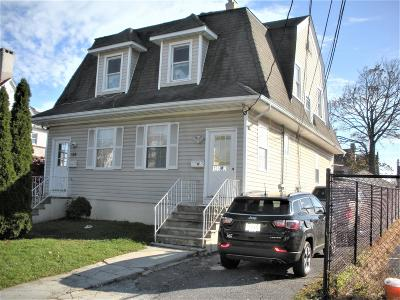 Long Branch Multi Family Home For Sale: 126 Garfield Avenue