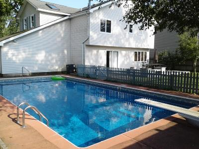 Point Pleasant Single Family Home Under Contract: 403 Hall Avenue