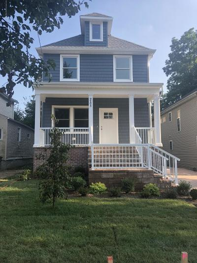 Red Bank Single Family Home Under Contract: 251 Drs James Parker Boulevard