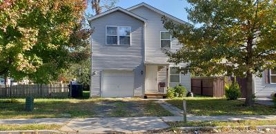 Neptune Township Single Family Home For Sale: 1827 Summerfield Avenue