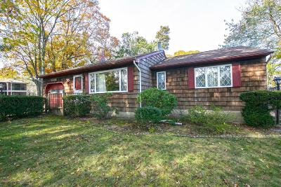 Point Pleasant Single Family Home Under Contract: 1508 Hulse Road