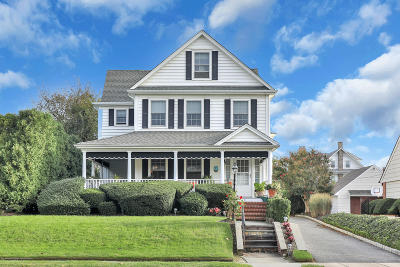 Monmouth County Single Family Home For Sale: 31 Ludlow Avenue