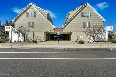 Seaside Park Condo/Townhouse For Sale: 1301 Central Avenue #A3