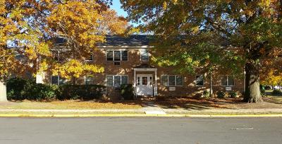 Freehold NJ Condo/Townhouse For Sale: $127,500
