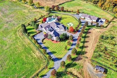 Hamilton Farm For Sale: 108 Old York Road