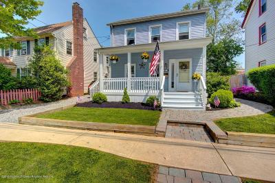 Freehold Single Family Home For Sale: 91 Randolph Street