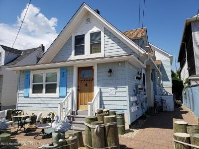 Seaside Heights Multi Family Home For Sale: 112 Fremont Avenue