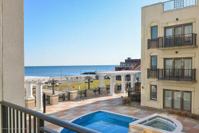 Asbury Park Condo/Townhouse For Sale: 1501 Ocean Avenue #2303