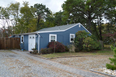 Brick Single Family Home For Sale: 94 Club House Road