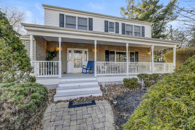 Colts Neck Single Family Home For Sale: 172 Crine Road