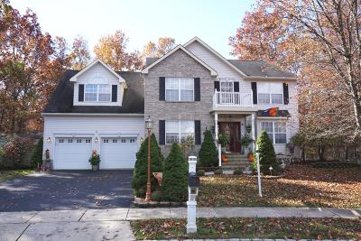 Howell Single Family Home For Sale: 14 Edie Lane