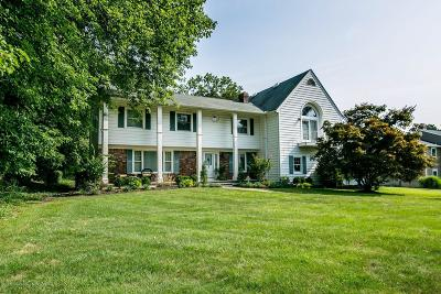 Ocean Twp Single Family Home Under Contract: 3 Pine Lane