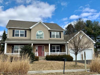 Neptune Township Single Family Home For Sale: 1 Victoria Lane