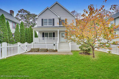 Red Bank Single Family Home Under Contract: 40 Leighton Avenue
