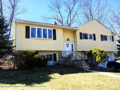 Neptune City, Neptune Township Single Family Home For Sale: 727 John Terrace