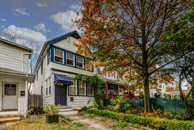 Asbury Park Single Family Home For Sale: 709 4th Avenue