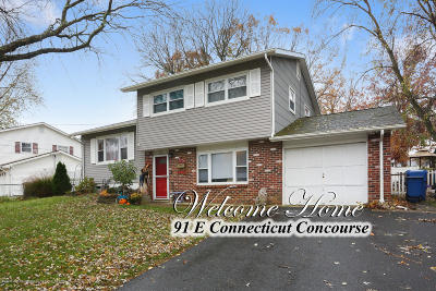 Jackson Single Family Home For Sale: 91 E Connecticut Concourse