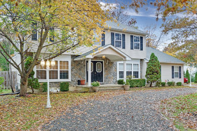 Forked River NJ Single Family Home For Sale: $449,900