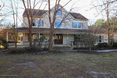 Toms River Single Family Home For Sale: 2137 Rainbow Way