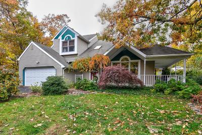 Brick Single Family Home For Sale: 453 Ward Avenue