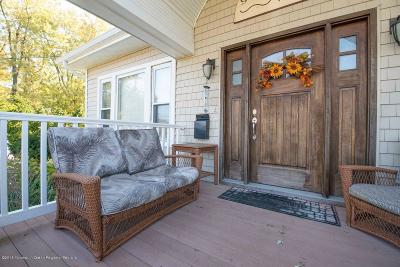 West Long Branch Single Family Home For Sale: 44 Community Drive