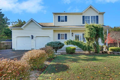 Toms River Single Family Home For Sale: 1656 Ferro Lane