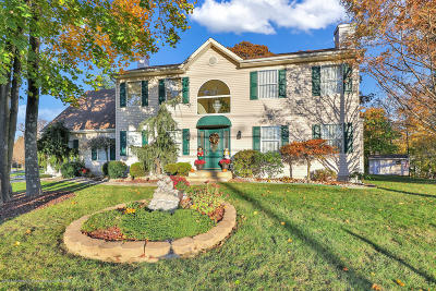 Monmouth County Single Family Home For Sale: 4 Wood Avenue