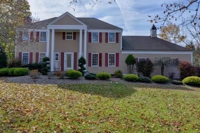 Colts Neck Single Family Home Under Contract: 19 Juniper Place