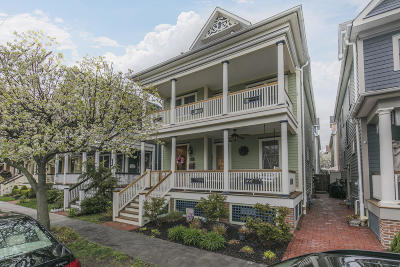Ocean Grove Single Family Home For Sale: 67 Clark Avenue