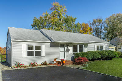 Monmouth County Single Family Home For Sale: 29 Crestview Drive