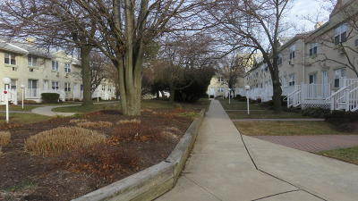 Long Branch Condo/Townhouse For Sale: 31 Cedar Avenue #6