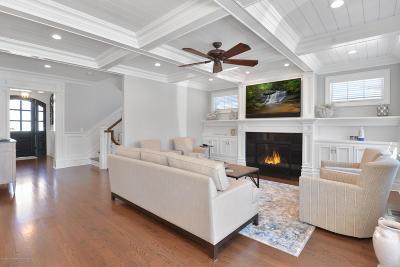 Sea Girt Single Family Home For Sale: 603a Philadelphia Boulevard