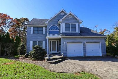 Ocean County Single Family Home For Sale: 1886 Ada Court
