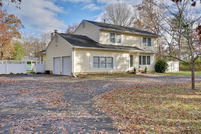 Toms River Single Family Home For Sale: 1250 Cox Cro Road