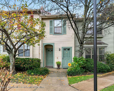 Monmouth County Condo/Townhouse For Sale: 38 Winchester Court