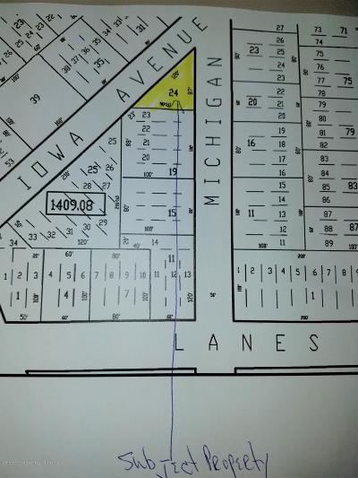 Residential Lots & Land For Sale: Michigan Avenue