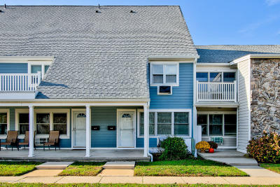 Monmouth County Condo/Townhouse For Sale: 100 Seaview Avenue #8A