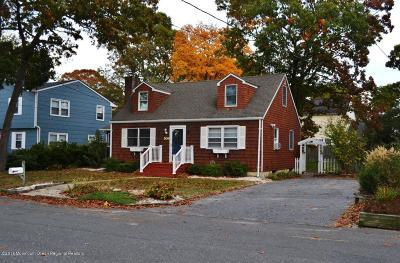 Point Pleasant Single Family Home Under Contract: 506 Crestview Terrace