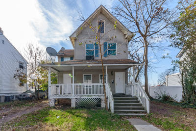 Long Branch Multi Family Home Under Contract: 148 N 5th Avenue