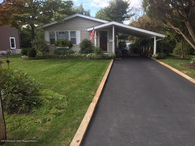 Monmouth County Single Family Home For Sale: 629 Woodland Avenue